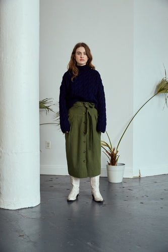 Sample | Misha Skirt | Olive