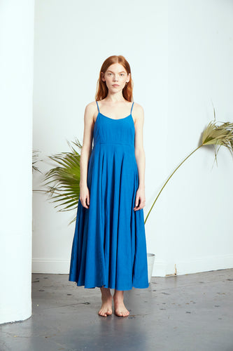 Sample | Goa Slip Dress| Turq