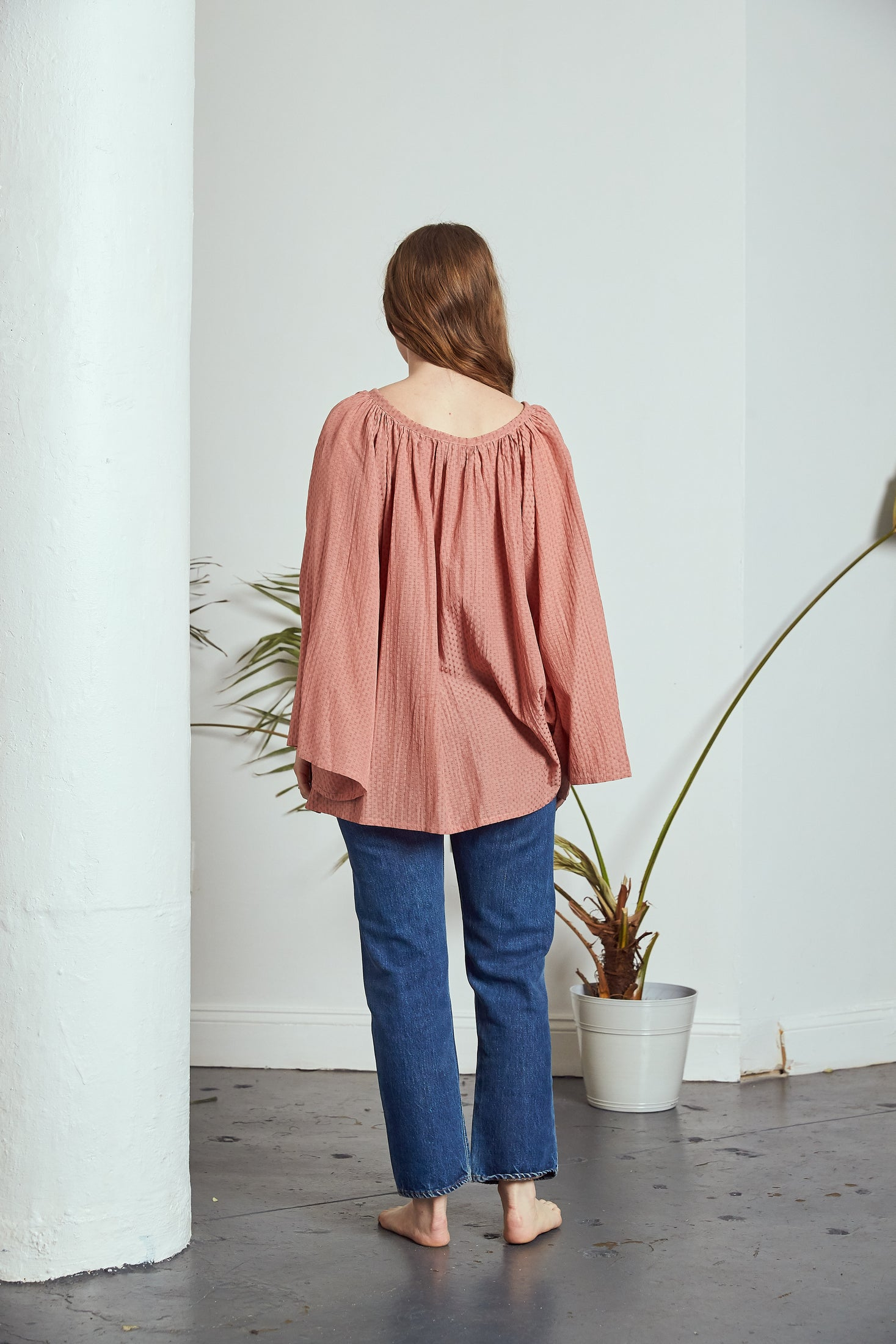 Sample | Maya Top | Dusk