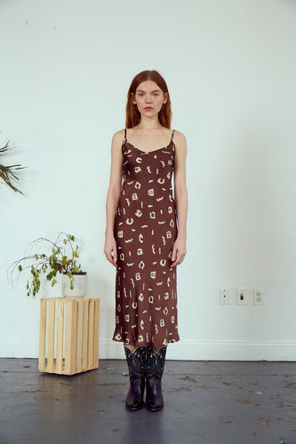 Frida Slip Dress | Cosmic