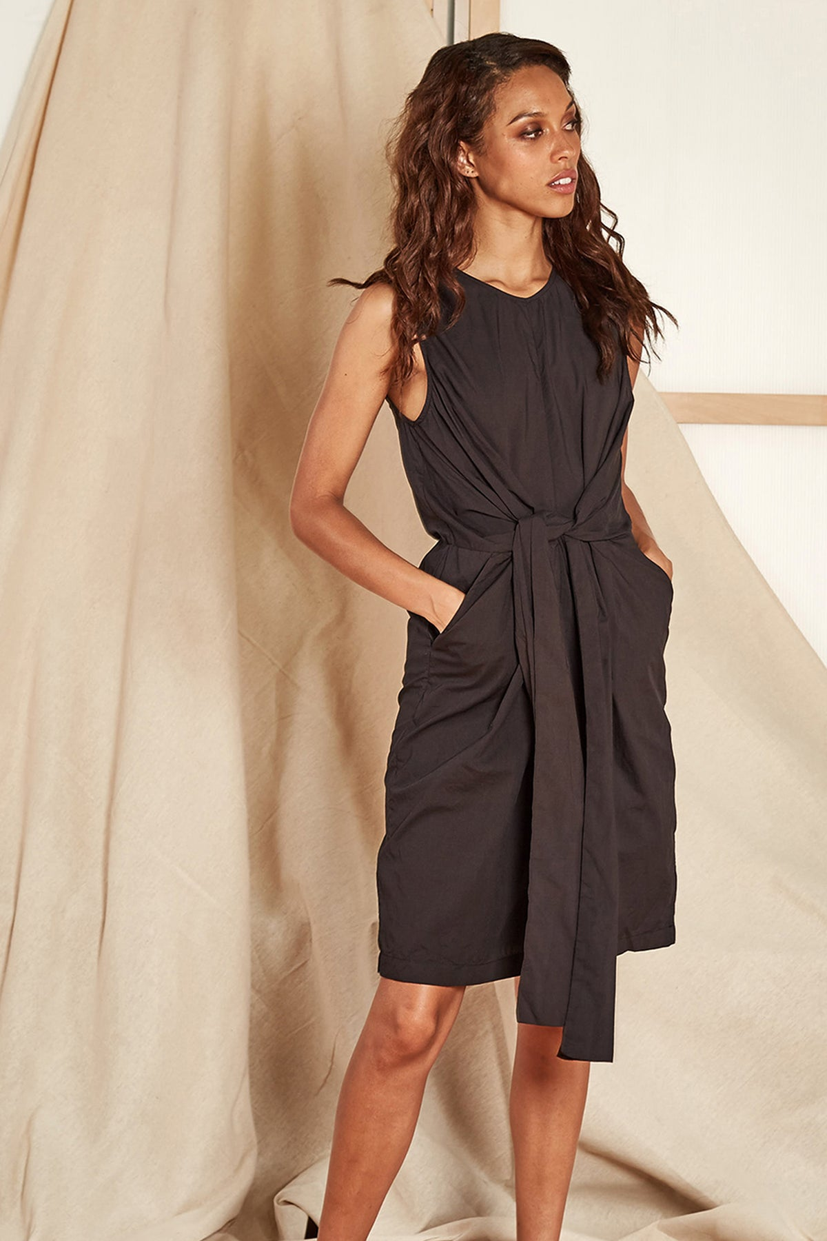 Vienna Wrap Dress