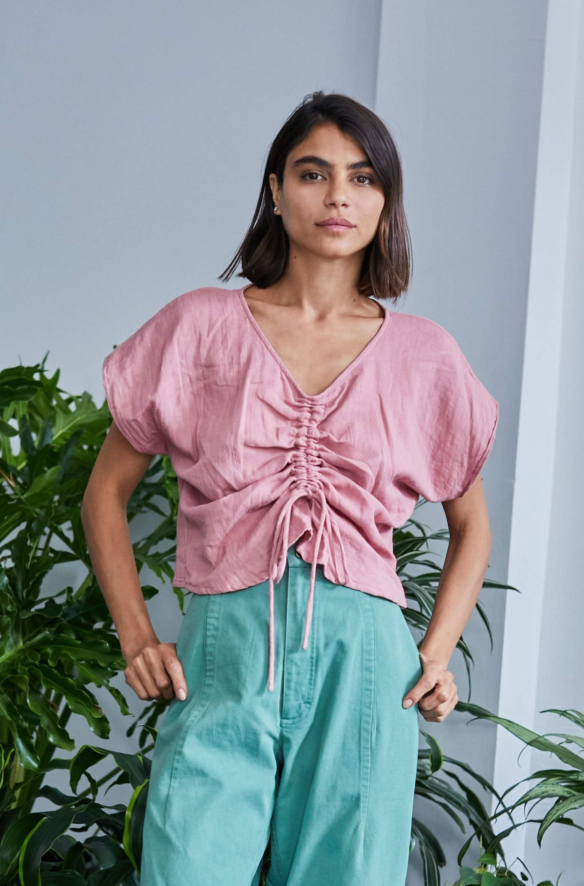 Ona Top | Blush