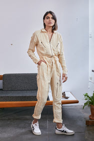 Utility Flight Jumpsuit | Earth