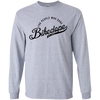 Long Sleeve T-Shirt (Black Lettering)