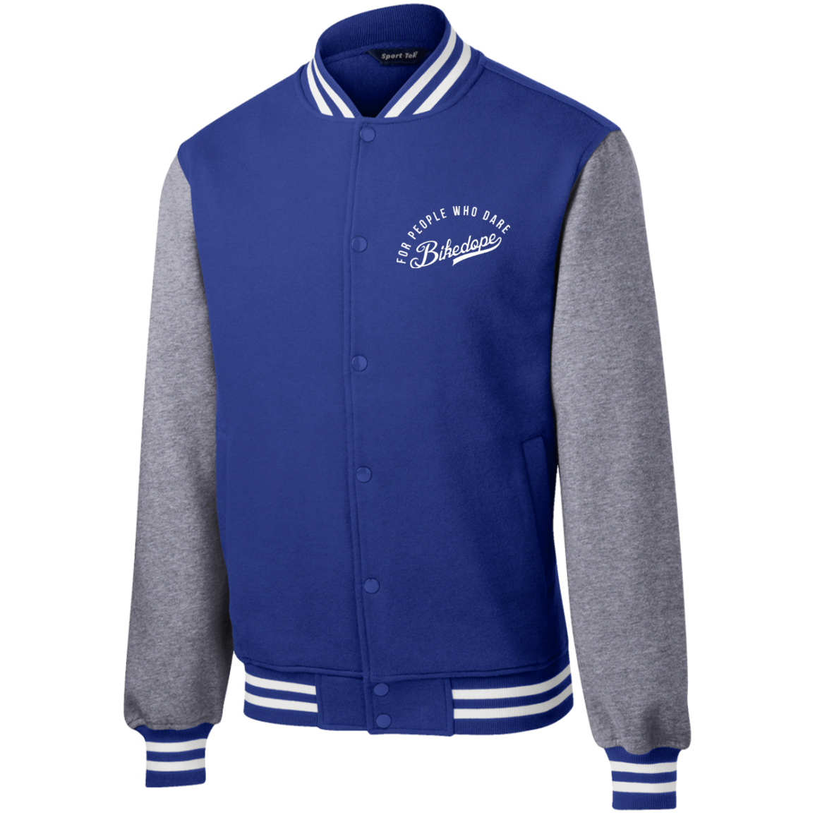 Letterman Jacket (White Lettering)