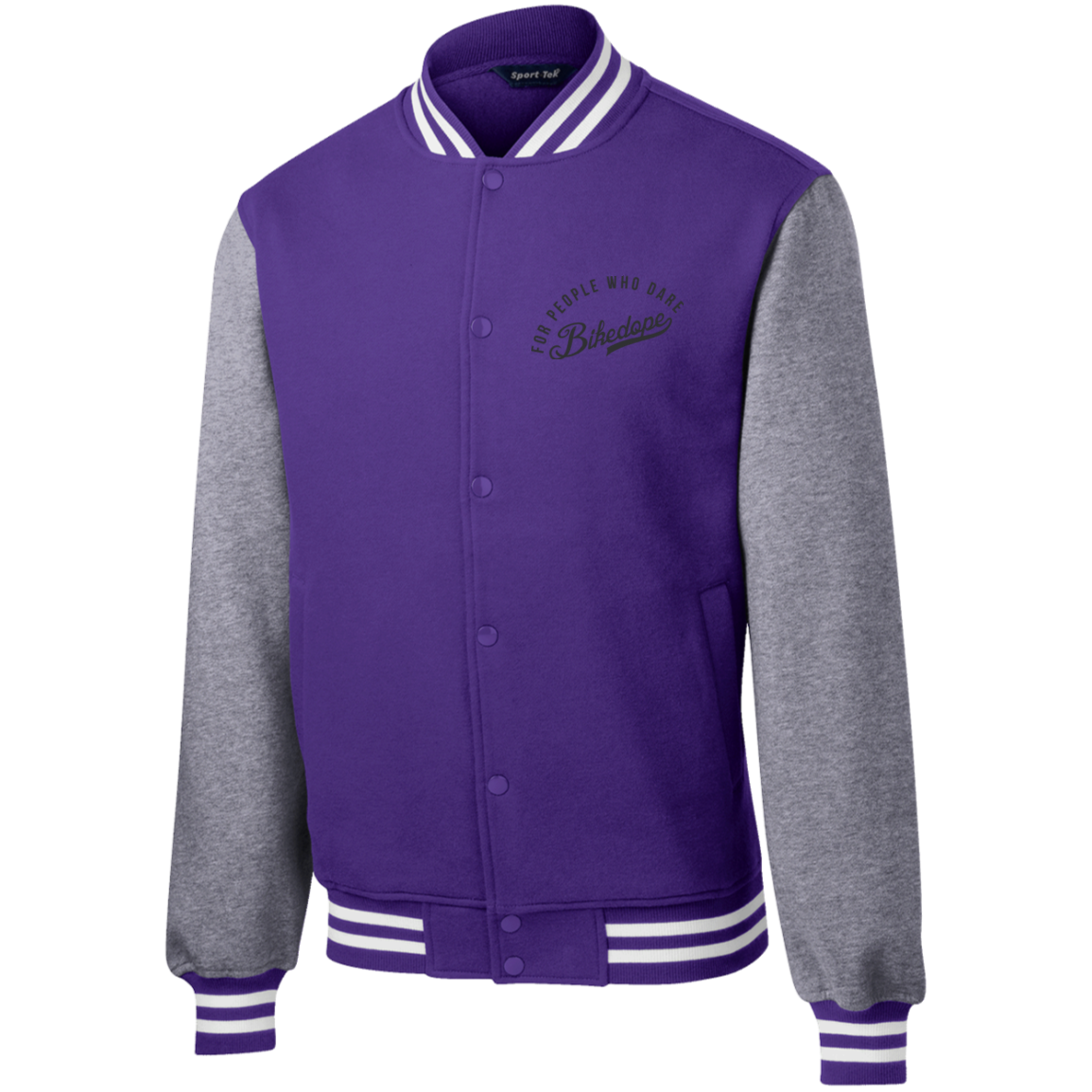 Letterman Jacket (Black Lettering)