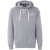 Lace Hoodie (White Lettering)