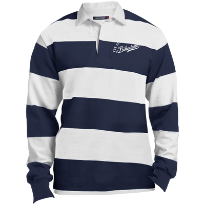 Rugby Polo (White Lettering)