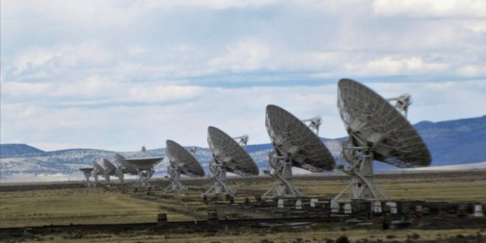 National Radio Astronomy Observatory telescopes