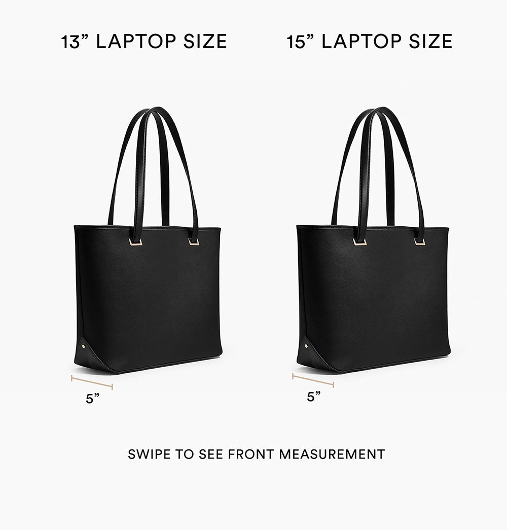 Compare the Seville laptop tote, 13