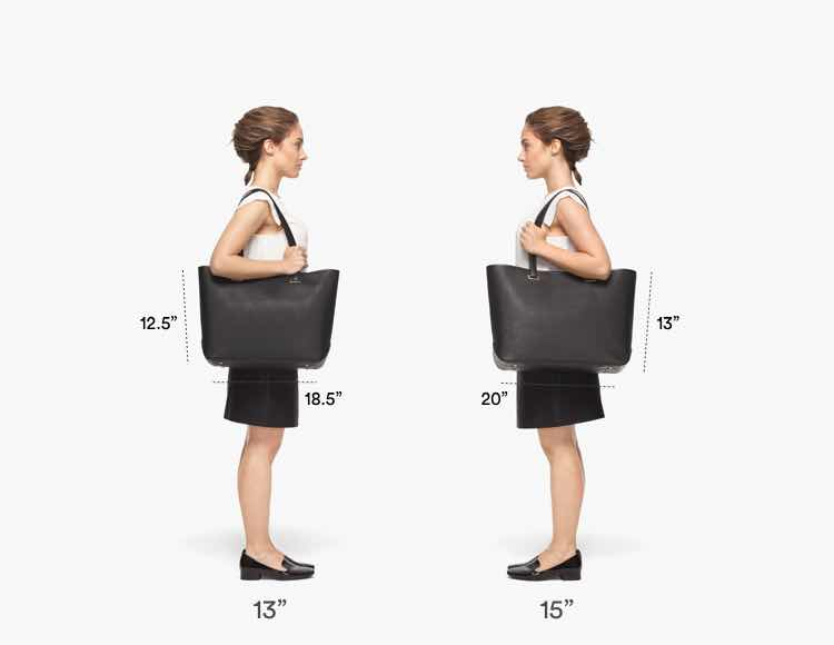 The Seville Tote Short Fit Guide 2
