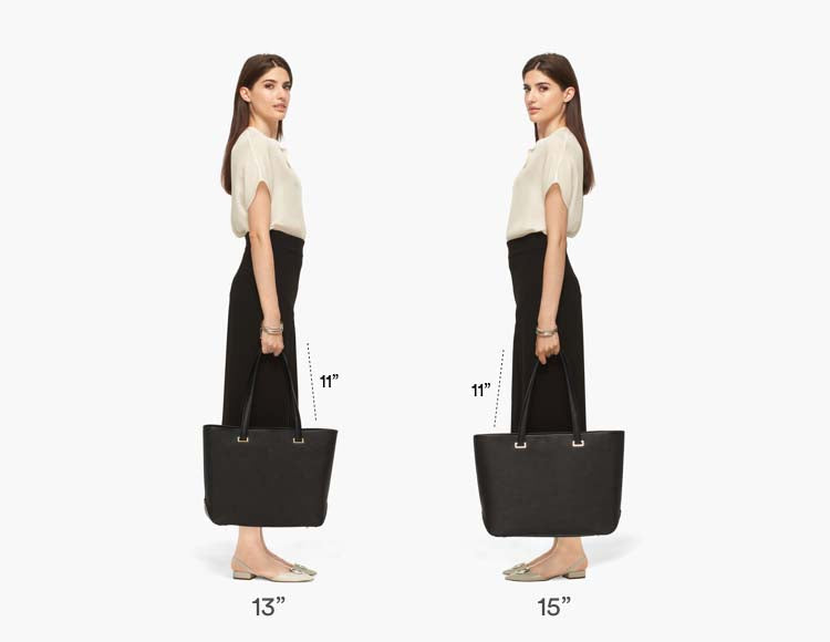 The Seville Tote Tall Fit Guide 3