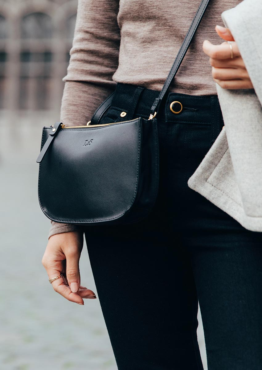 Discover the Waverly, a stylish travel crossbody bag