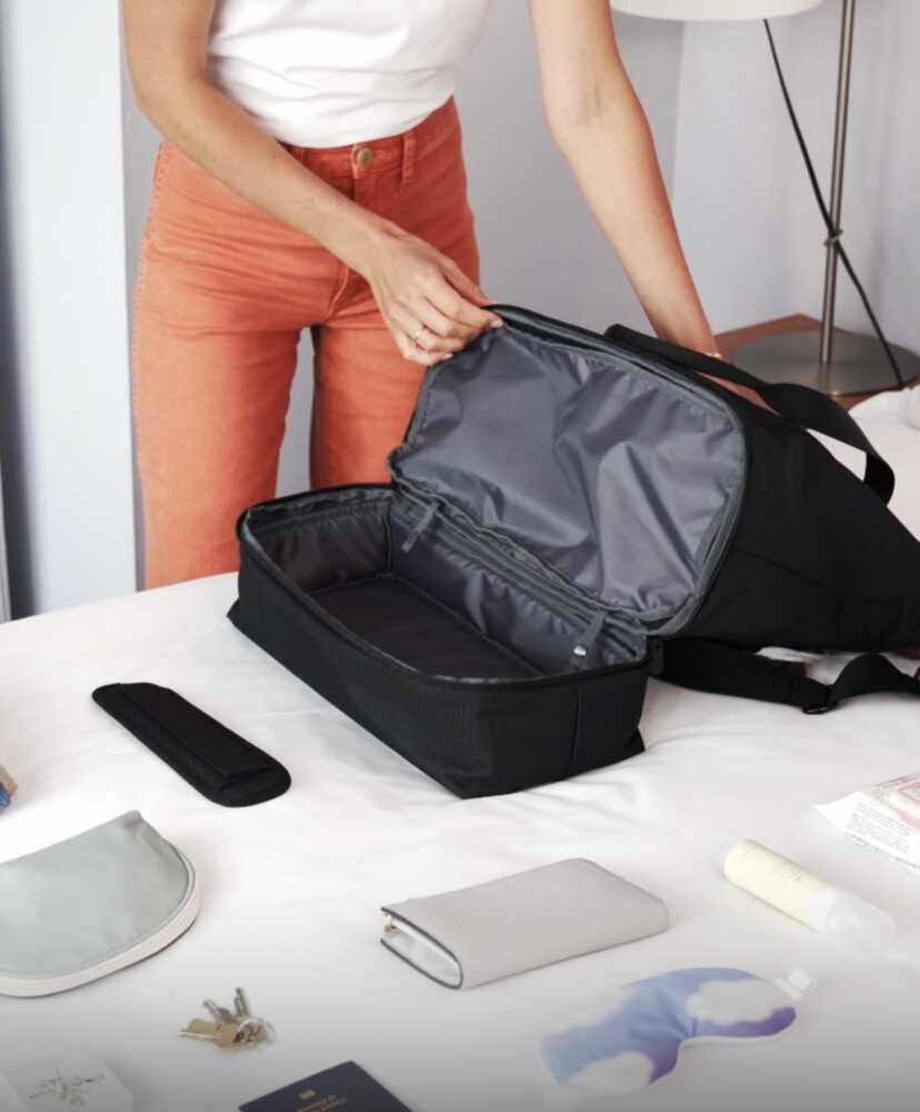video showing how to pack the Catalina