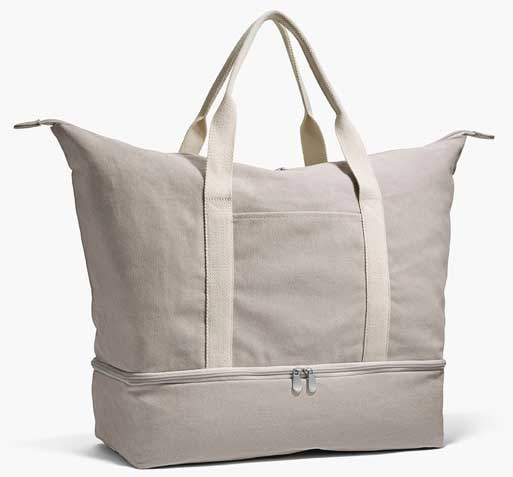 4e428d5f2dd6 Women s Canvas Weekender Bag - The Catalina - Lo   Sons