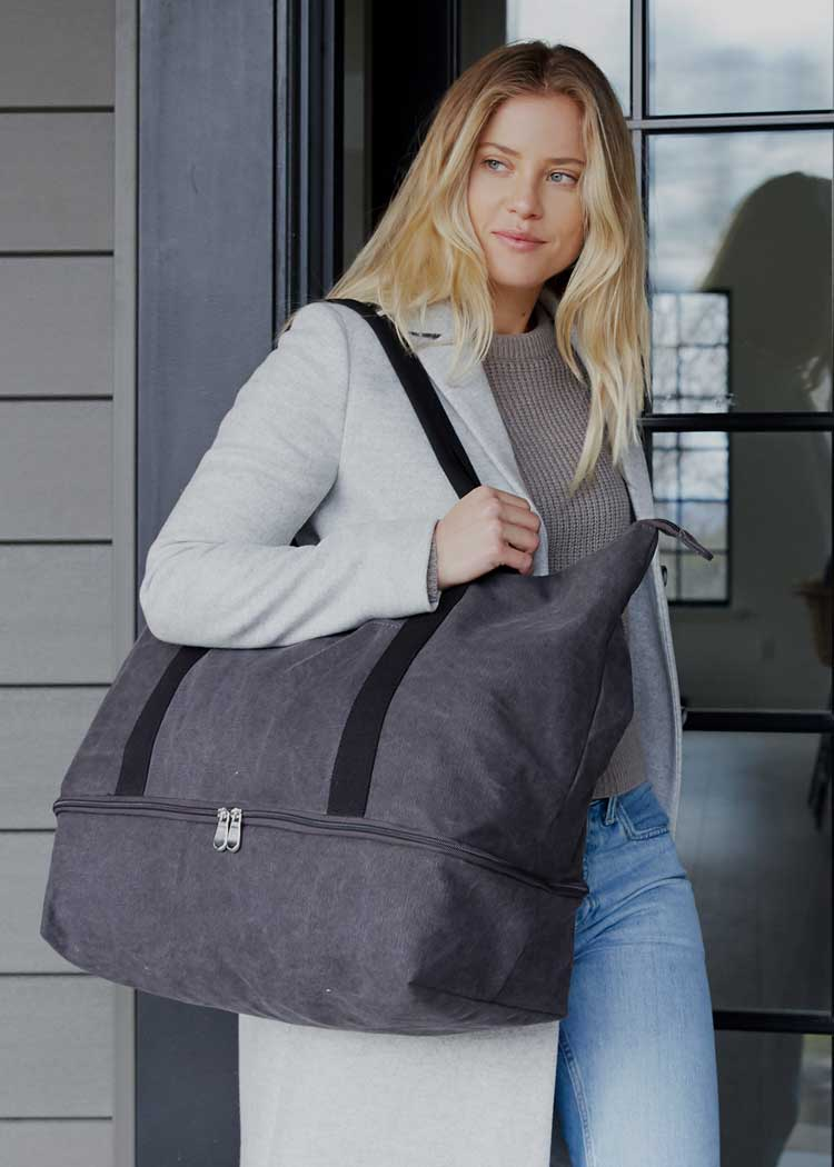 09132a1fd017 Discover The Catalina. A lightweight and foldable weekend travel bag ...