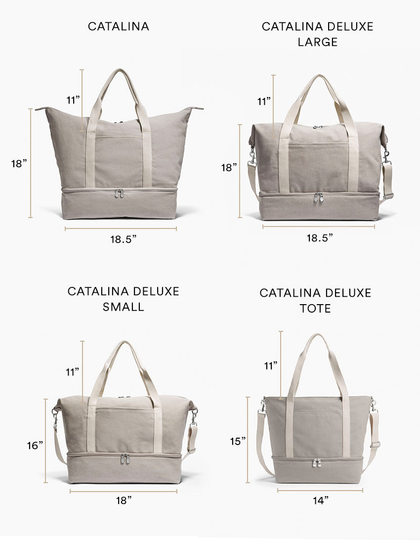 comparison guide the catalina collection lo sons