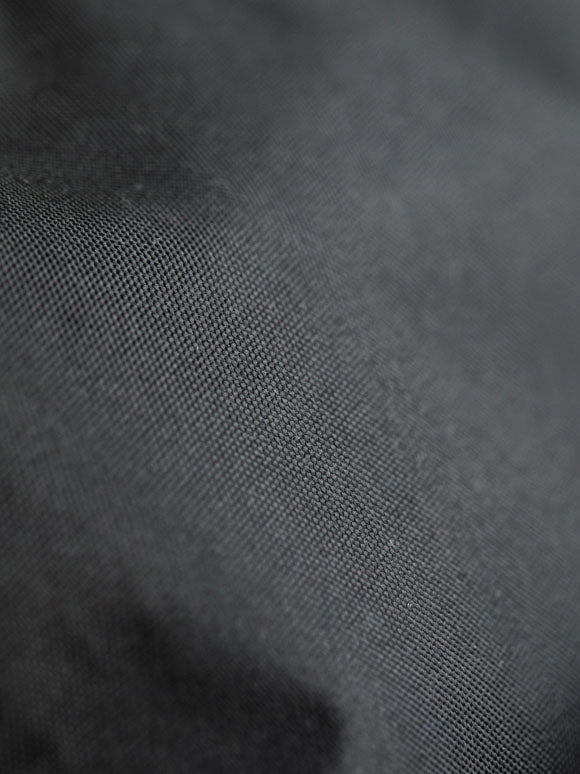 close up of Recylced Poly material
