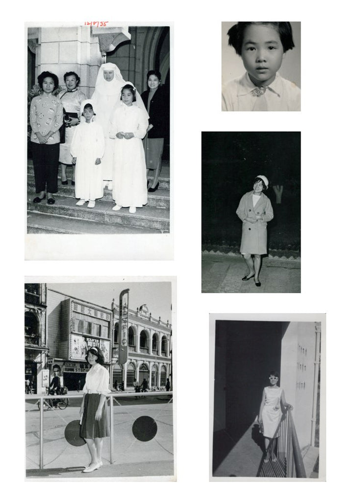 story of helen lo early days