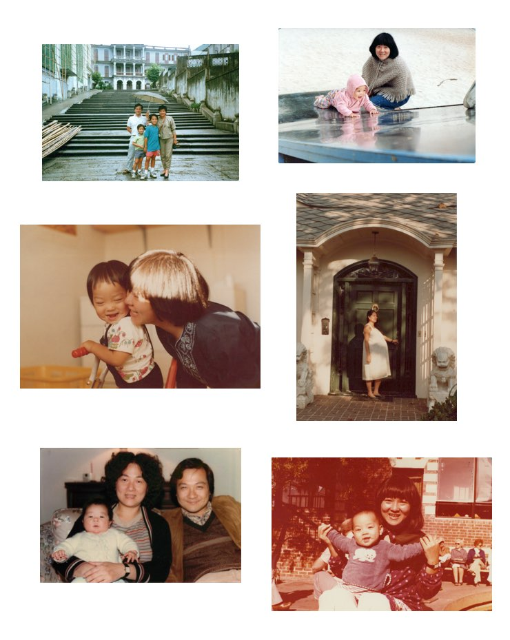 story of helen lo love and family