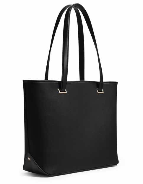 The Seville Tote isolated on white background