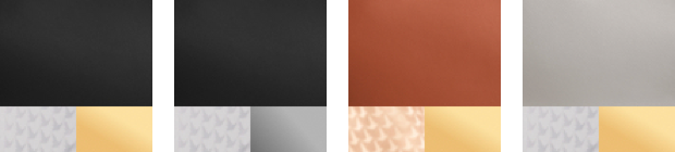 nappa leather swatches