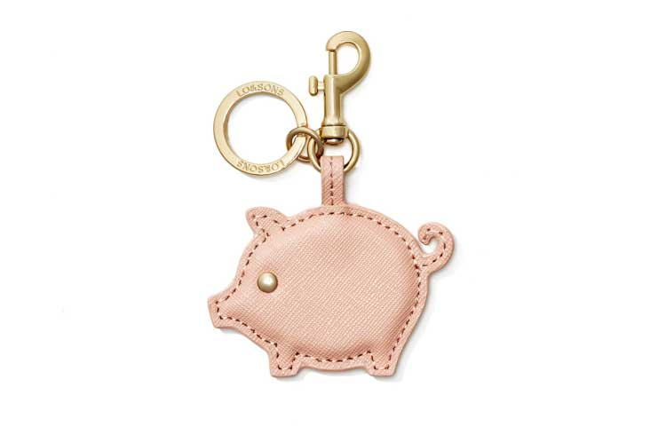 Year of the Pig Charm product shot