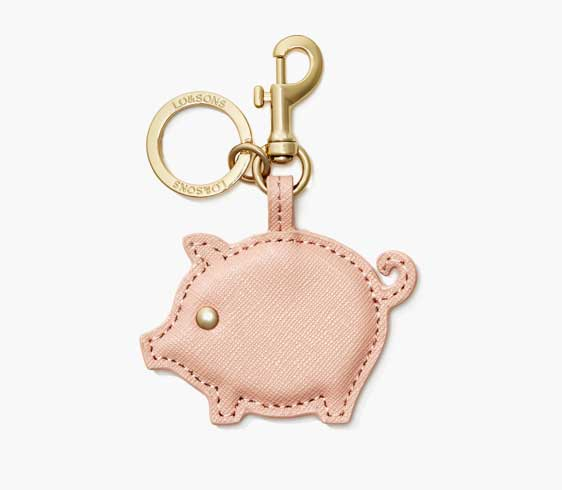 Year of the Pig Charm