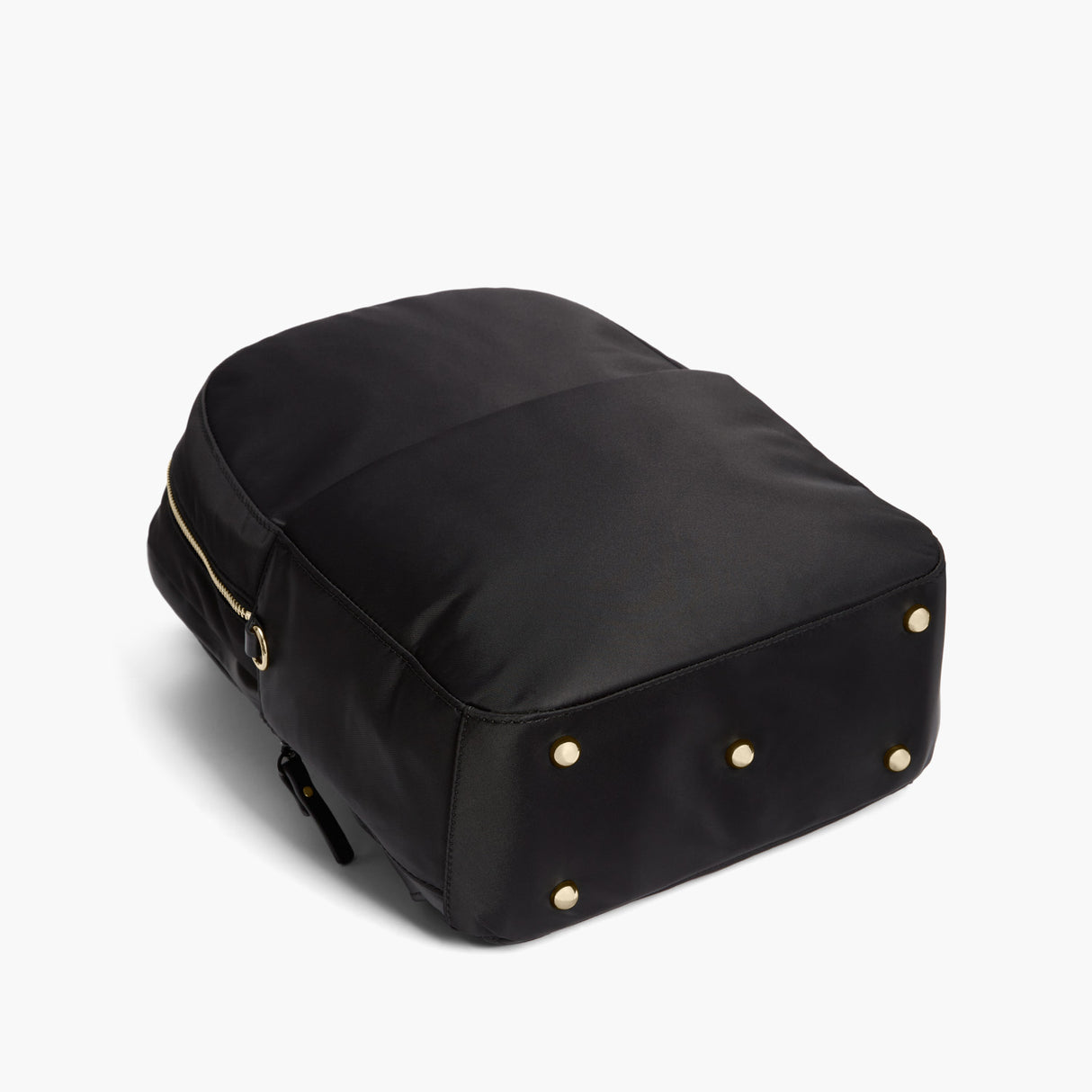 Bottom - Beacon - Nylon - Black / Gold / Camel - Backpack - Lo & Sons