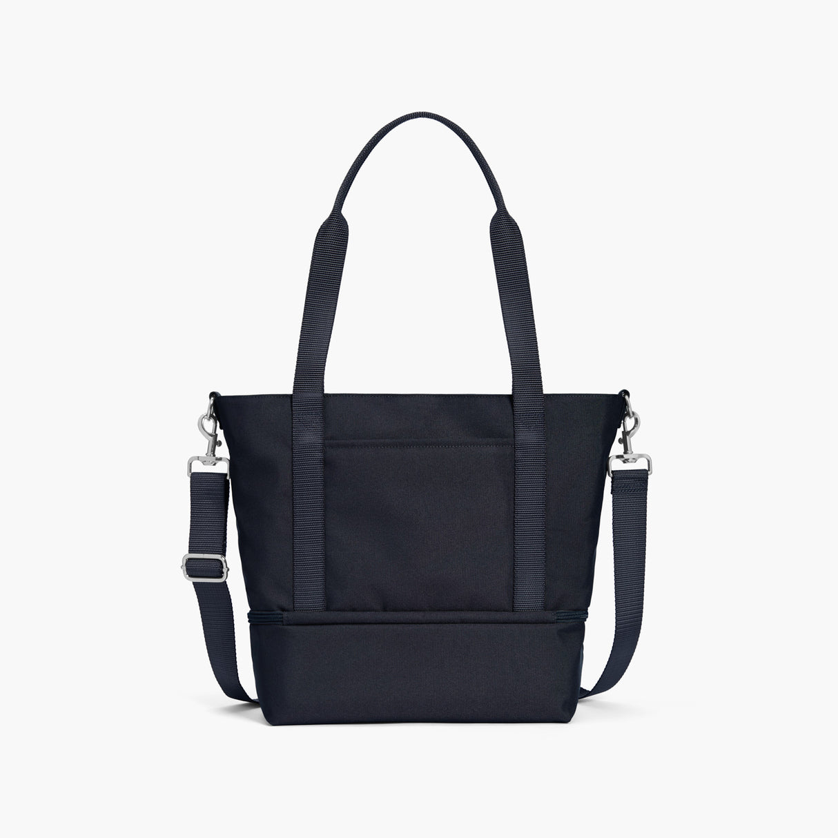 Back - Catalina Day Tote - 600D Recycled Poly - Deep Navy - Tote - Lo & Sons