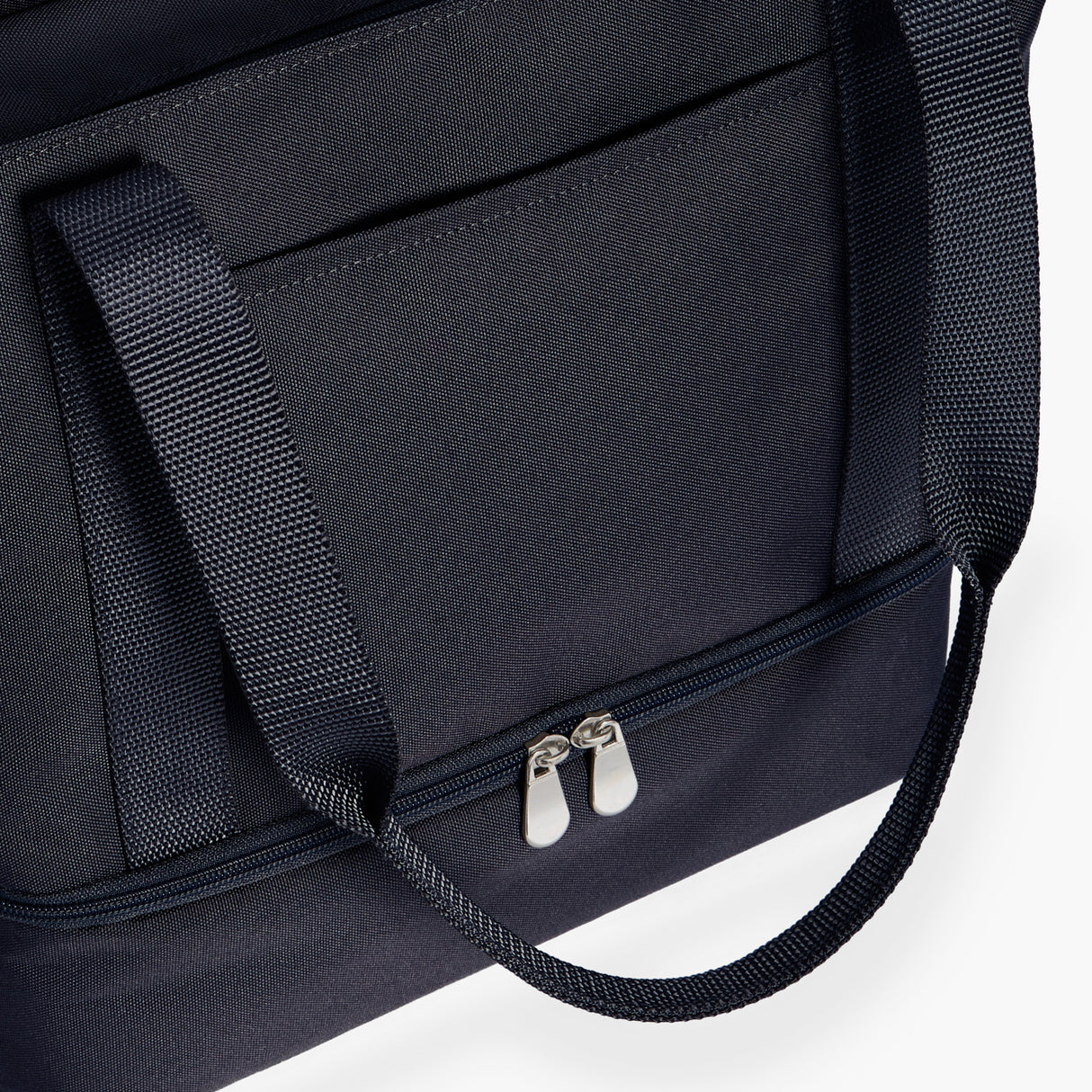 Front Pocket - Catalina Day Tote - 600D Recycled Poly - Deep Navy - Tote - Lo & Sons