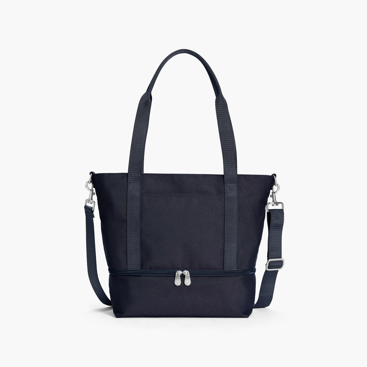 Front - Catalina Day Tote - 600D Recycled Poly - Deep Navy - Tote - Lo & Sons