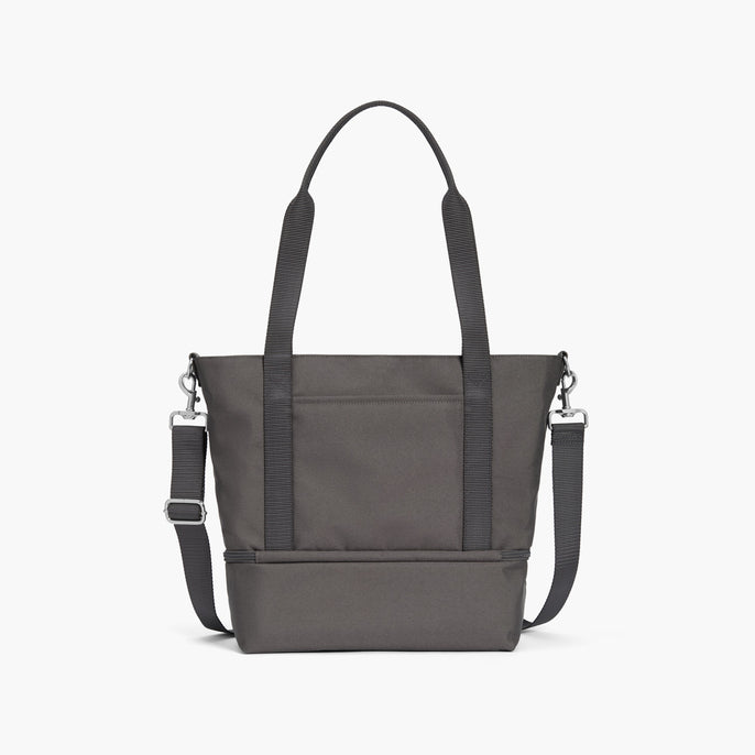 Back - Catalina Day Tote - 600D Recycled Poly - Grey - Tote - Lo & Sons