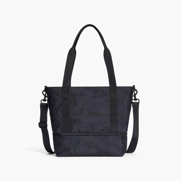 Back - Catalina Day Tote - 600D Recycled Poly - Navy Camo - Tote - Lo & Sons