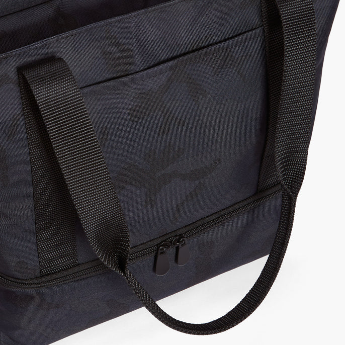 Front Pocket - Catalina Day Tote - 600D Recycled Poly - Navy Camo - Tote - Lo & Sons