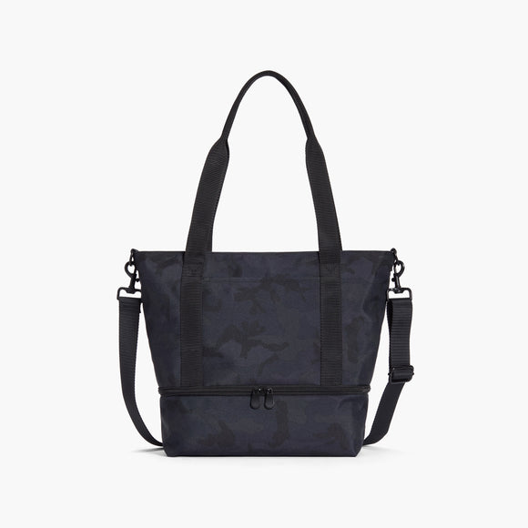 Front - Catalina Day Tote - 600D Recycled Poly - Navy Camo - Tote - Lo & Sons