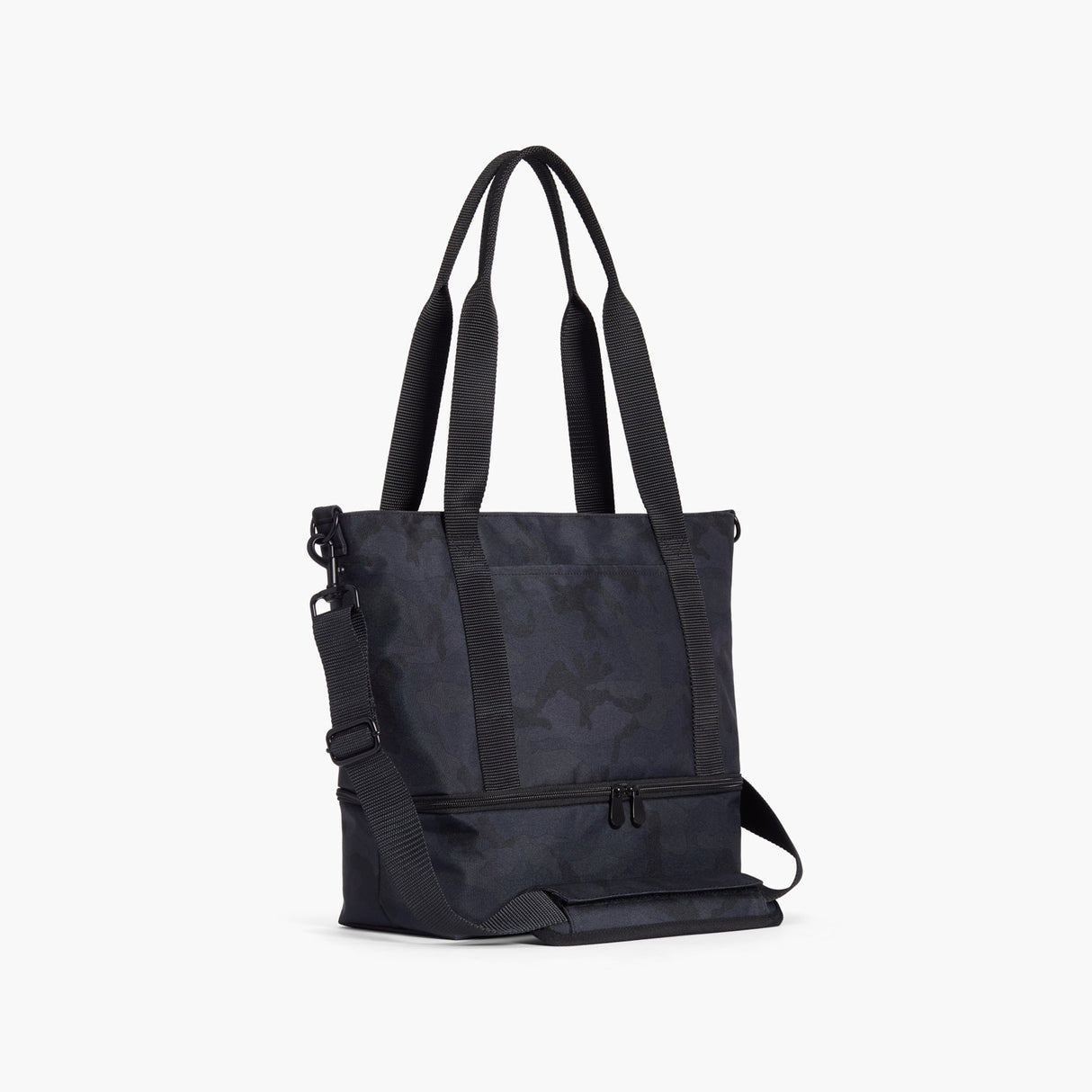 Side - Catalina Day Tote - 600D Recycled Poly - Navy Camo - Tote - Lo & Sons