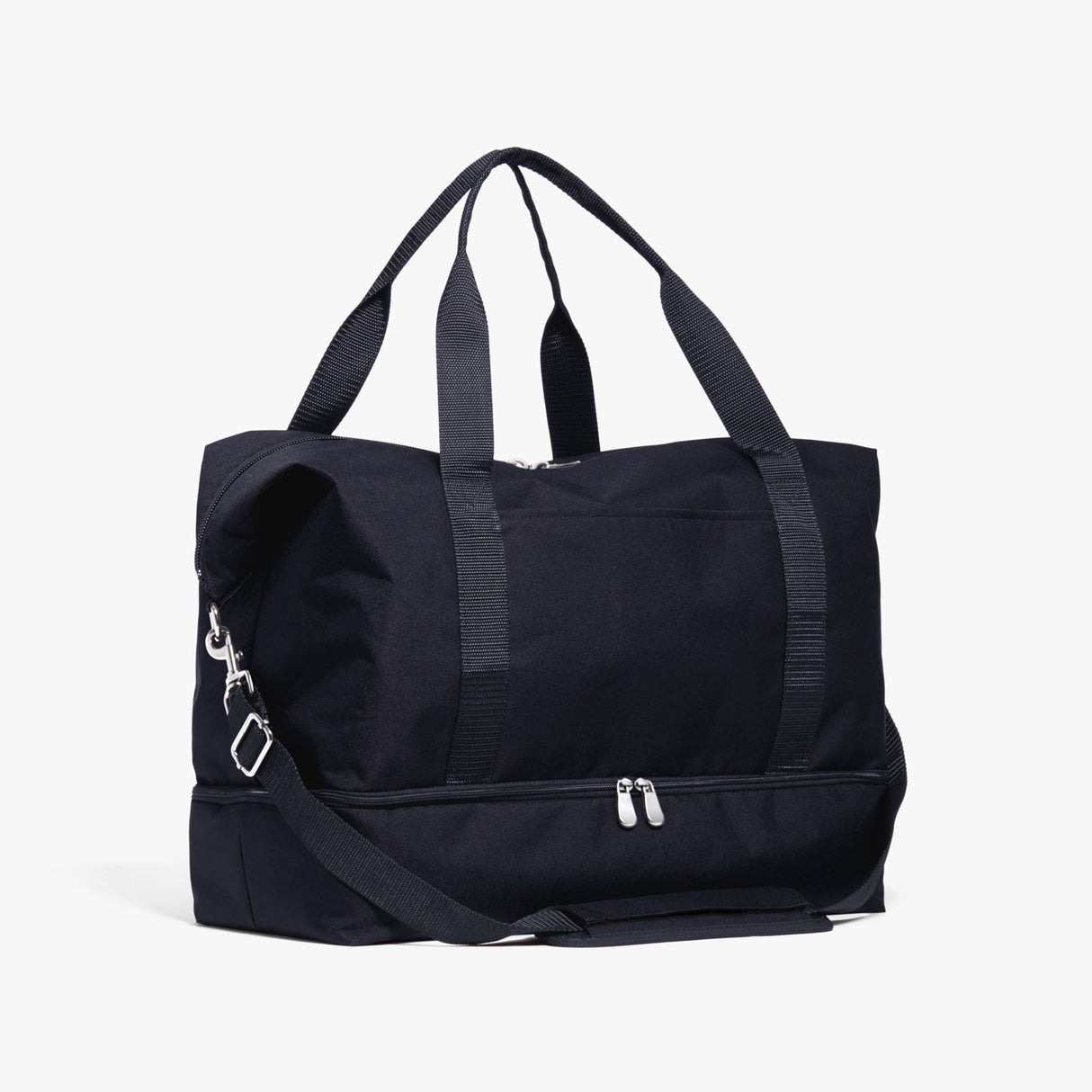 Side - Catalina Deluxe - 600D Recycled Poly - Deep Navy - Weekender - Lo & Sons