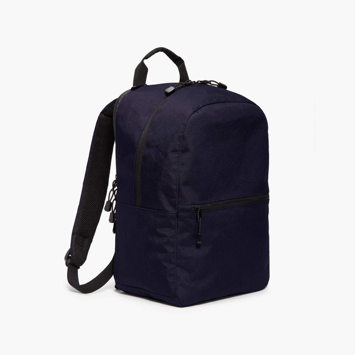 Side - Hanover 2 - 600D Recycled Poly - Deep Navy - Backpack - Lo & Sons