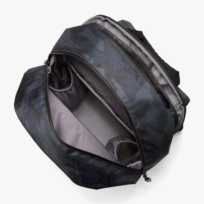 Interior Empty - Hanover 2 - 600D Recycled Poly - Navy Camo - Backpack - Lo & Sons