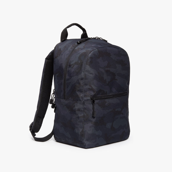Side - Hanover 2 - 600D Recycled Poly - Navy Camo - Backpack - Lo & Sons