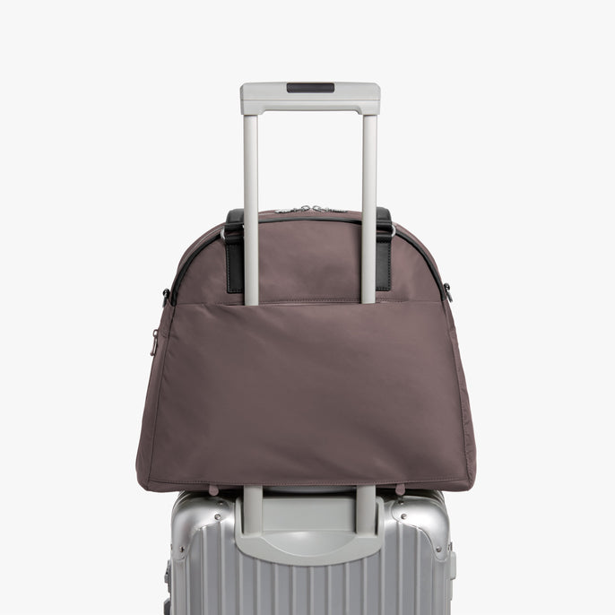 Luggage - O.G. 2 - Nylon - Grey / Silver / Azure - Shoulder Bag - Lo & Sons