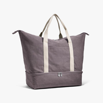 Side - The Catalina - Washed Canvas - Thistle - Weekender - Lo & Sons