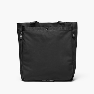 Backview Hidden - Edgemont - 600D Recycled Poly - Onyx - Backpack - Lo & Sons