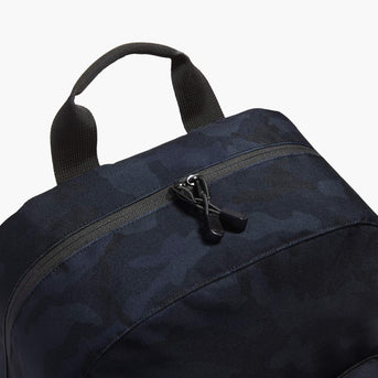 Cross Zips - The Hanover Deluxe - 600D Recycled Poly - Navy Camo - Backpack - Lo & Sons