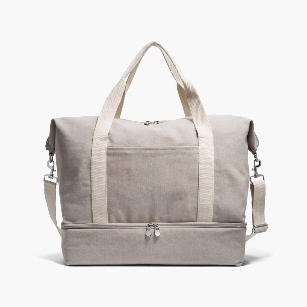 90c360b9ece Canvas Weekender Bag - The Catalina Deluxe – Lo & Sons