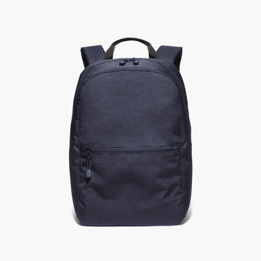 Front - The Hanover - 600D Recycled Poly - Navy - Backpack - Lo & Sons