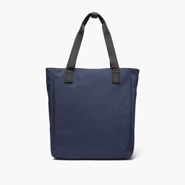 Front Tote - Edgemont - 600D Recycled Poly - Navy - Backpack - Lo & Sons