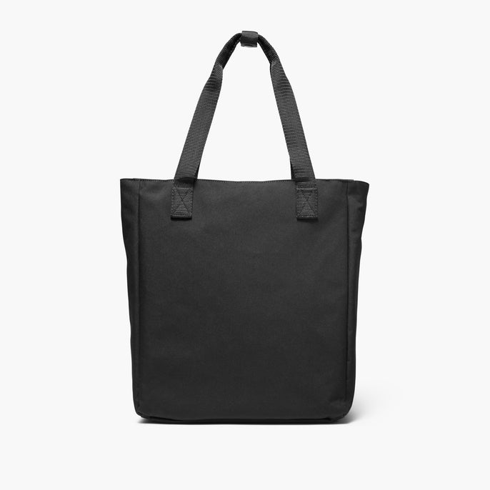 Front Tote - Edgemont - 600D Recycled Poly - Onyx - Backpack - Lo & Sons