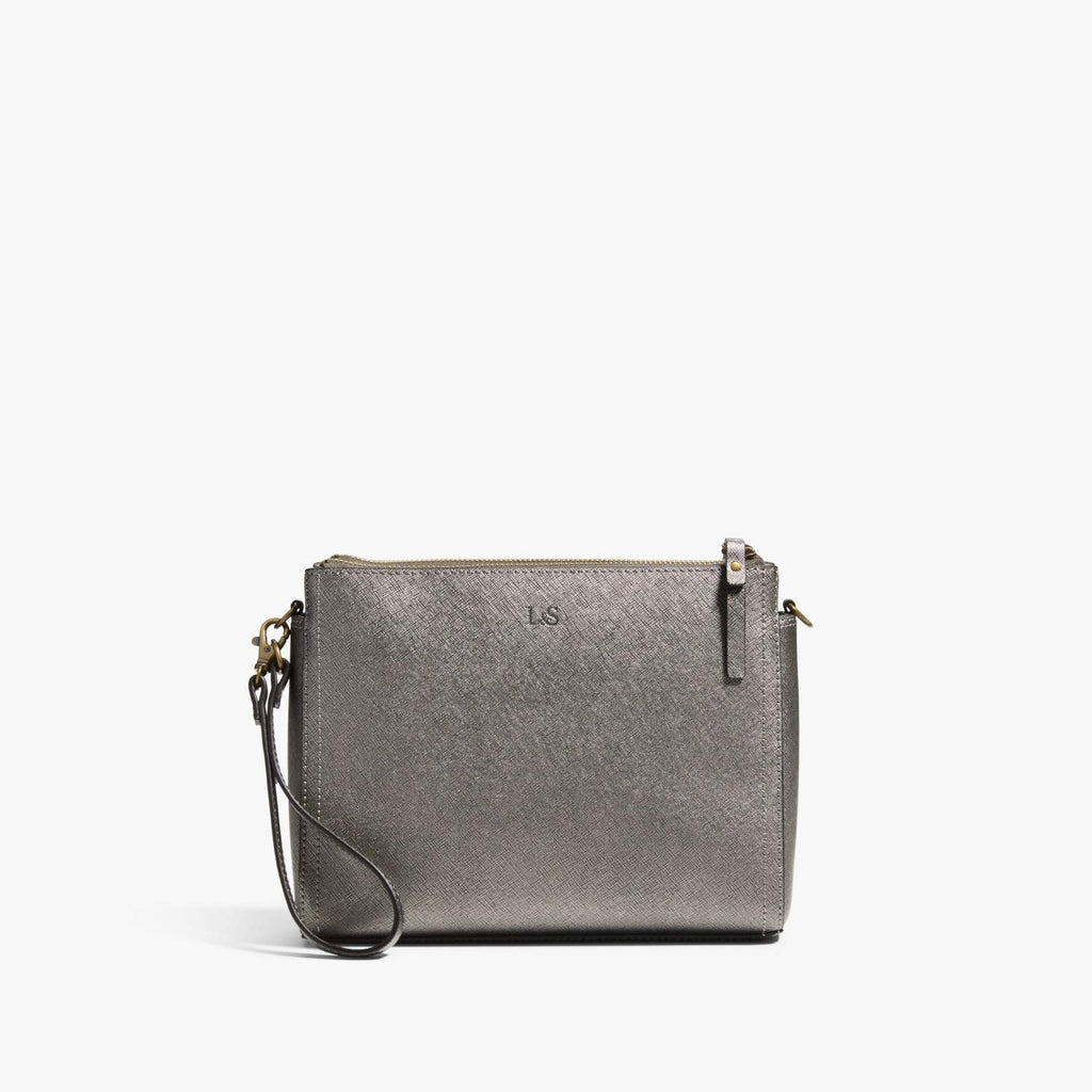 a4902f7b39 Leather Travel Crossbody or Clutch Bag - The Pearl – Lo & Sons